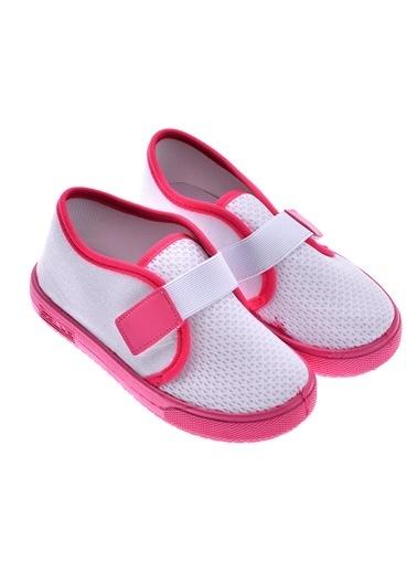 Sanbe Sanbe 401 R 004 Anatomik Erkek Çocuk Keten Ayakkabı Fuşya